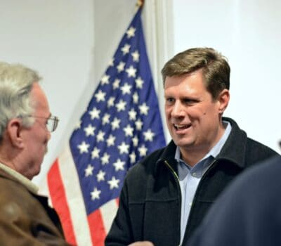 Republicans Make Campaign Stops In Deep Blue Berkshires
