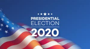 American presidential elections 2020